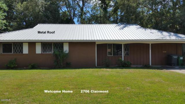 2706 Clairmont Ave, Pascagoula, MS 39567 (MLS #349266) :: Keller Williams MS Gulf Coast
