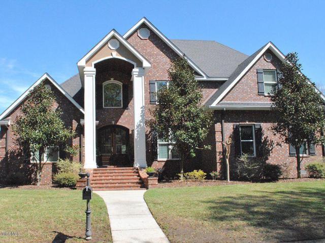 3534 Bramblewood Cir, Pascagoula, MS 39581 (MLS #349321) :: Sherman/Phillips