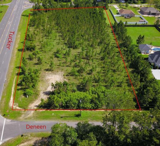 3.5 Acres Tucker Rd, Ocean Springs, MS 39564 (MLS #349481) :: Berkshire Hathaway HomeServices Shaw Properties