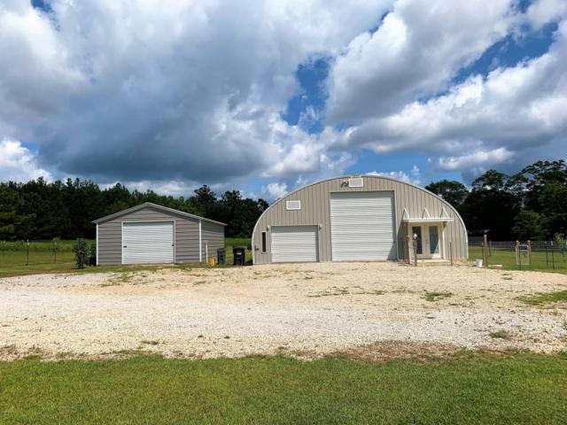 455 E Wire Rd, Perkinston, MS 39573 (MLS #349775) :: Sherman/Phillips