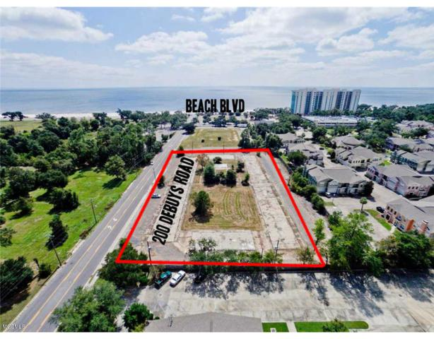 200 Debuys Rd, Gulfport, MS 39507 (MLS #350042) :: Coastal Realty Group