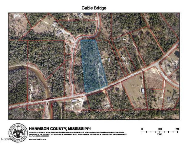 0 Cable Bridge Rd, Gulfport, MS 39503 (MLS #350056) :: Coastal Realty Group