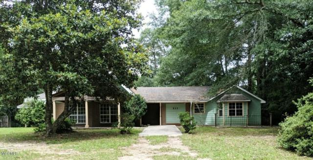 533 Iowa St, Wiggins, MS 39577 (MLS #350112) :: Coastal Realty Group