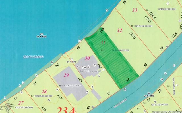 633 Sandy Hook Dr, Pass Christian, MS 39571 (MLS #350216) :: Coastal Realty Group