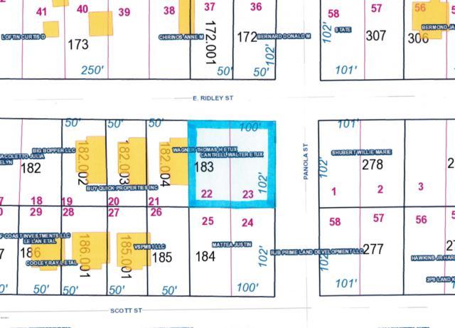8045 Panola St, Bay St. Louis, MS 39520 (MLS #350588) :: Coastal Realty Group