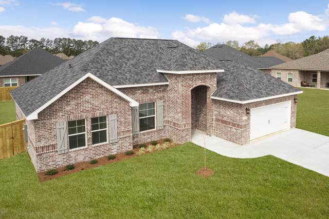 88150 Golf Club Dr, Diamondhead, MS 39525 (MLS #350590) :: Coastal Realty Group