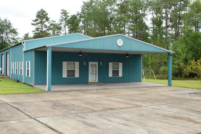 150 Highway 15, Saucier, MS 39574 (MLS #350881) :: Coastal Realty Group