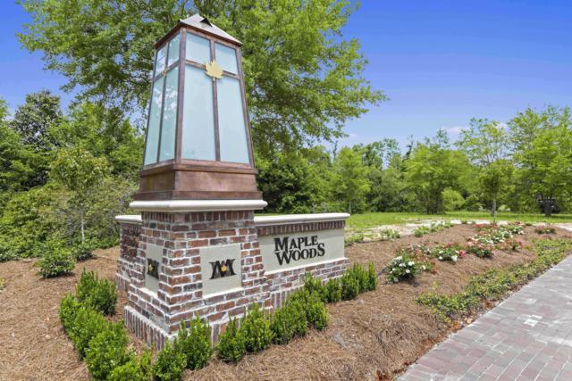 Lot 7 Maple Woods Ln, Ocean Springs, MS 39564 (MLS #351259) :: The Sherman Group