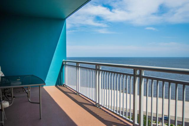 2230 Beach Dr #1108, Gulfport, MS 39507 (MLS #351400) :: The Sherman Group