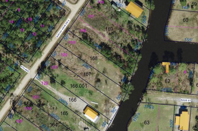 10128 E Bayou View Dr, Bay St. Louis, MS 39520 (MLS #351635) :: Coastal Realty Group