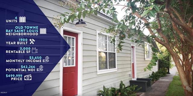 201 S Necaise Ave, Bay St. Louis, MS 39520 (MLS #352264) :: Coastal Realty Group
