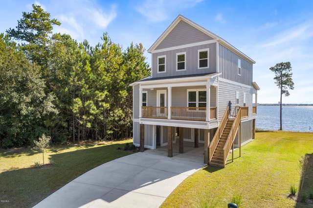 752 Bay Breeze Dr, Biloxi, MS 39532 (MLS #352451) :: Berkshire Hathaway HomeServices Shaw Properties