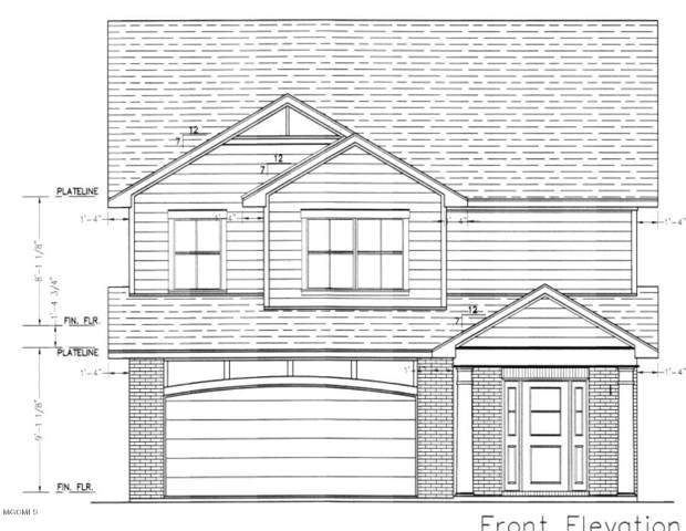 17024 Palm Ridge Dr, Biloxi, MS 39532 (MLS #353259) :: The Sherman Group