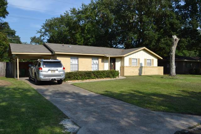 4402 Pimlico St, Pascagoula, MS 39581 (MLS #353304) :: The Sherman Group