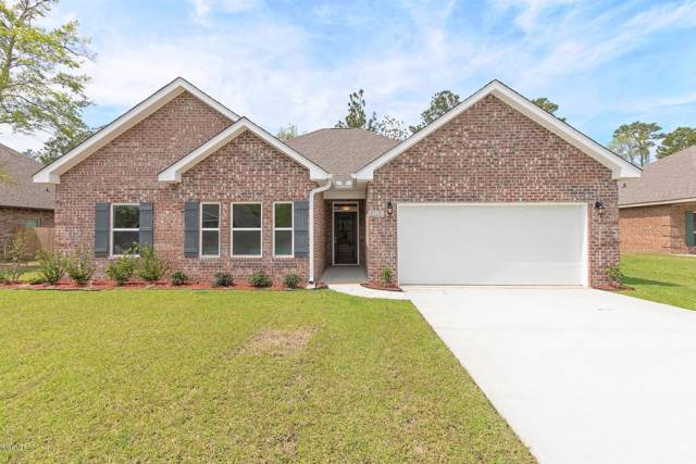 152 Oystercatcher Cove, Ocean Springs, MS 39564 (MLS #353358) :: Coastal Realty Group