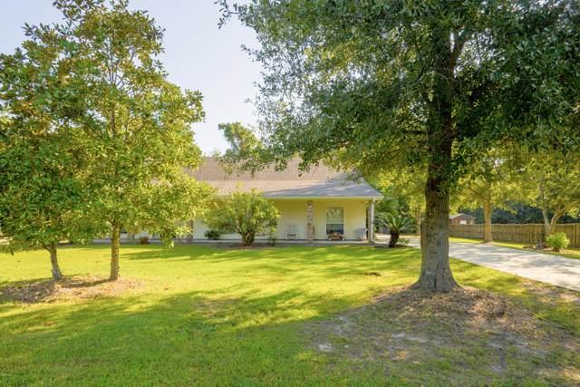 514 Garden Ln, Waveland, MS 39576 (MLS #353405) :: Coastal Realty Group