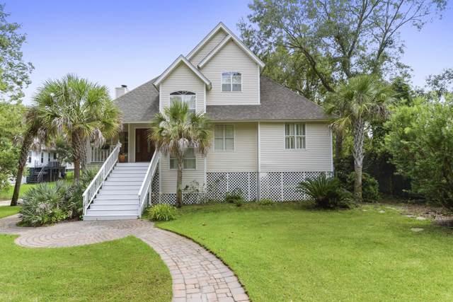 411 Wulff Dr, Ocean Springs, MS 39564 (MLS #353449) :: Coastal Realty Group