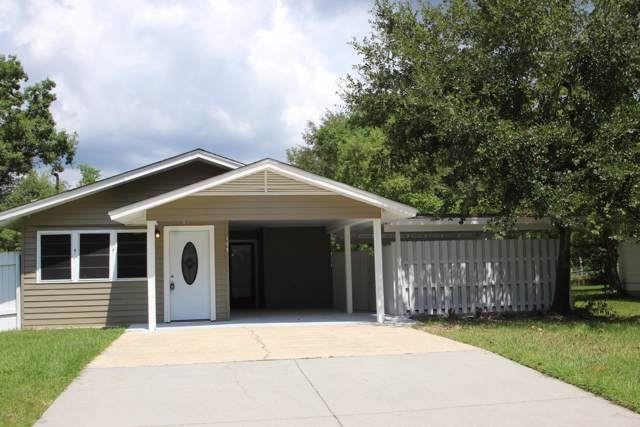 135 Hickory Dr, Ocean Springs, MS 39564 (MLS #353455) :: The Sherman Group