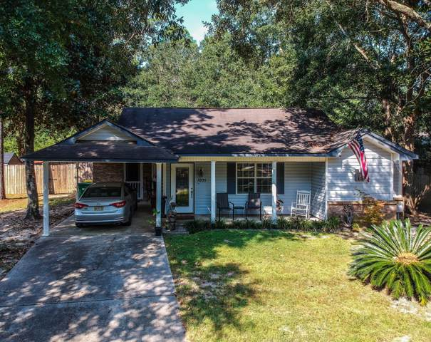 1205 Margaret St, Ocean Springs, MS 39564 (MLS #353596) :: Coastal Realty Group
