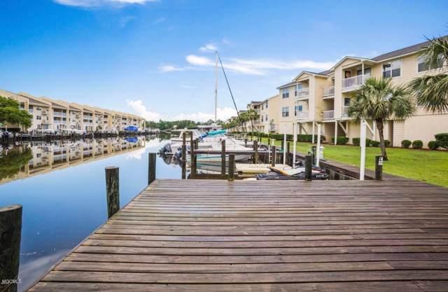 2421 Beachview Dr G-1, Ocean Springs, MS 39564 (MLS #353916) :: Coastal Realty Group
