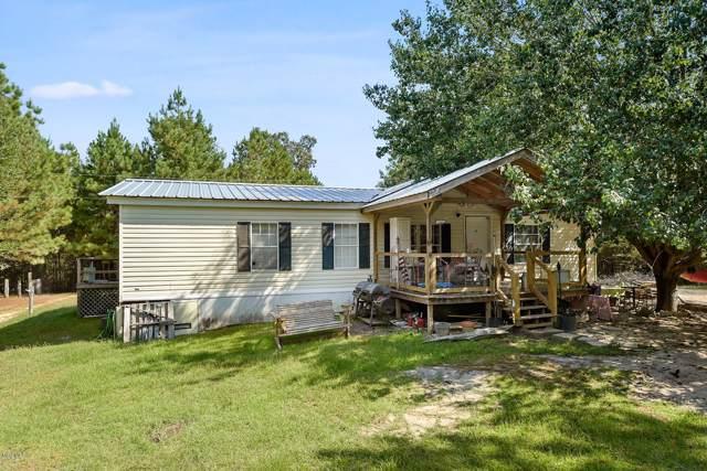 847 King Bee Rd, Perkinston, MS 39573 (MLS #354151) :: Coastal Realty Group