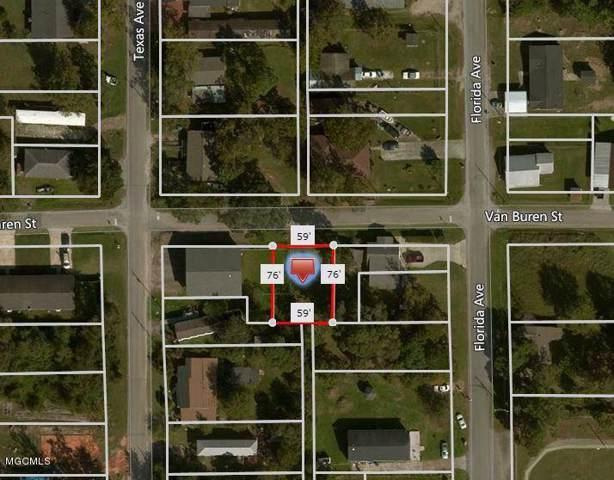 0 Van Buren St, Gulfport, MS 39501 (MLS #354219) :: Berkshire Hathaway HomeServices Shaw Properties