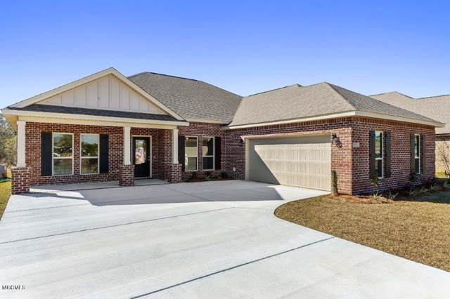1055 Brackish Pl, Ocean Springs, MS 39564 (MLS #354247) :: Coastal Realty Group