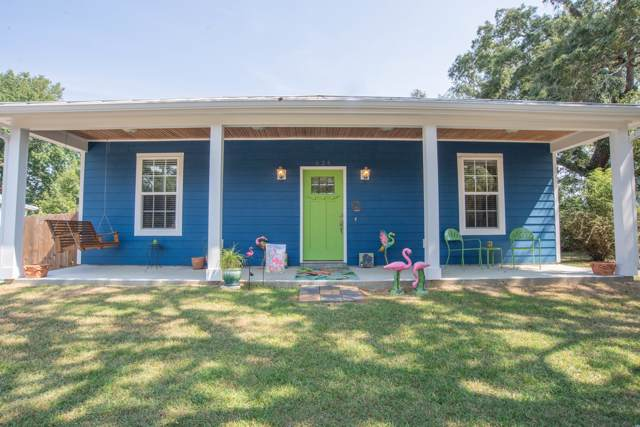 624 Regnault Ave, Gulfport, MS 39501 (MLS #354256) :: Coastal Realty Group