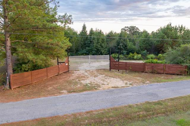 410 Old Ness Plantation Rd, Carriere, MS 39426 (MLS #354455) :: The Sherman Group