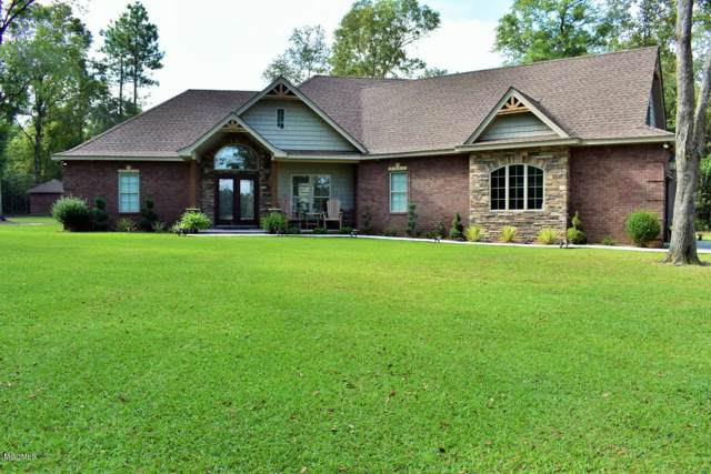 5425 Gavin Hamilton Rd, Moss Point, MS 39562 (MLS #354478) :: The Sherman Group