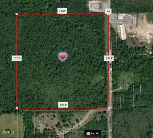 40ac Canal Rd, Gulfport, MS 39503 (MLS #354511) :: Coastal Realty Group