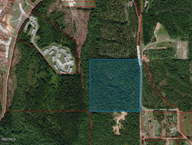 40ac James Bond Rd, Gulfport, MS 39503 (MLS #354512) :: Coastal Realty Group