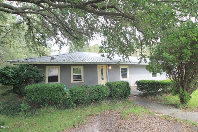 13209 Hudson Subdivision Rd, Moss Point, MS 39562 (MLS #354559) :: The Sherman Group