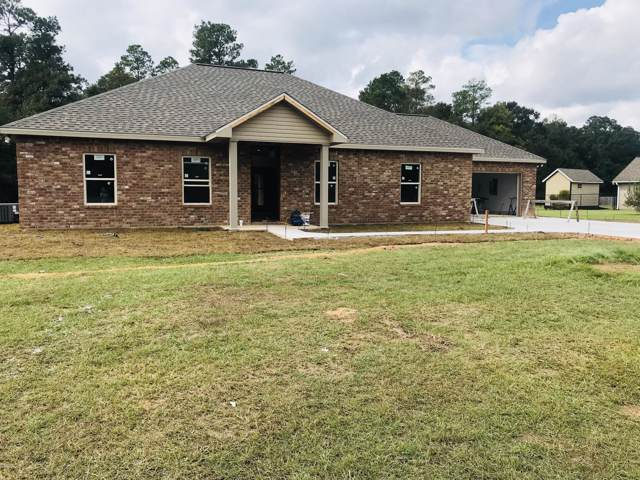 9 Timaquana Dr, Picayune, MS 39466 (MLS #354592) :: The Sherman Group