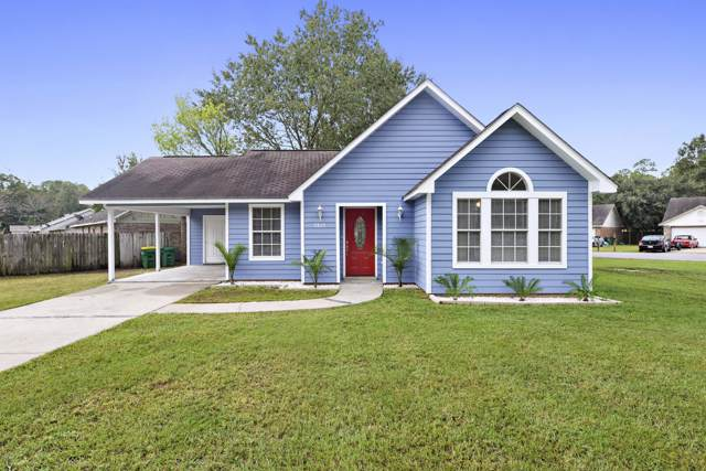 5805 Center St, Ocean Springs, MS 39564 (MLS #354593) :: Coastal Realty Group