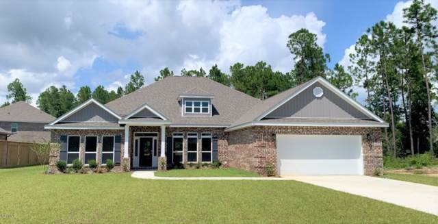10604 Chapelwood Dr, Gulfport, MS 39503 (MLS #354657) :: Coastal Realty Group