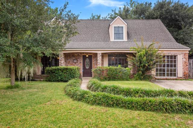 114 Leigh Cir, Ocean Springs, MS 39564 (MLS #354698) :: Coastal Realty Group