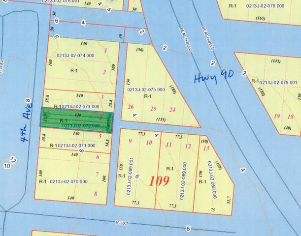 000 Hwy 90/4Th Ave, Pass Christian, MS 39571 (MLS #354709) :: Coastal Realty Group