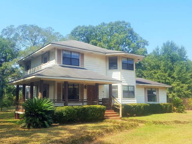 138 Albritton Ln, Lucedale, MS 39452 (MLS #354716) :: Coastal Realty Group
