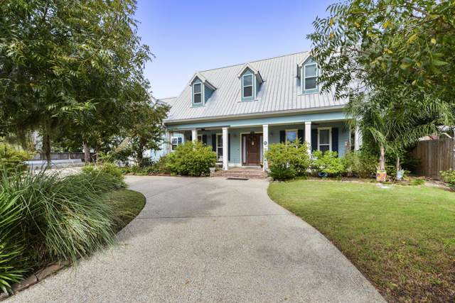 139 Demontluzin Ave, Bay St. Louis, MS 39520 (MLS #354966) :: Coastal Realty Group