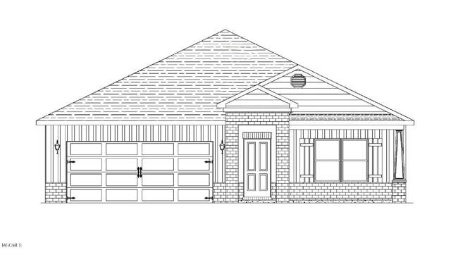 6444 Eastland Cir, Biloxi, MS 39532 (MLS #355095) :: The Sherman Group