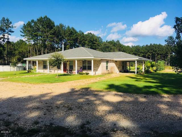 21091 Forest Lee Rd, Picayune, MS 39466 (MLS #355113) :: Coastal Realty Group