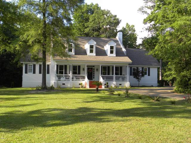 707 W 2nd Ave, Wiggins, MS 39577 (MLS #355144) :: Berkshire Hathaway HomeServices Shaw Properties