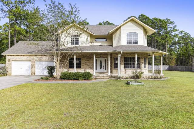 8020 Martin Bluff Rd, Gautier, MS 39553 (MLS #355276) :: Coastal Realty Group