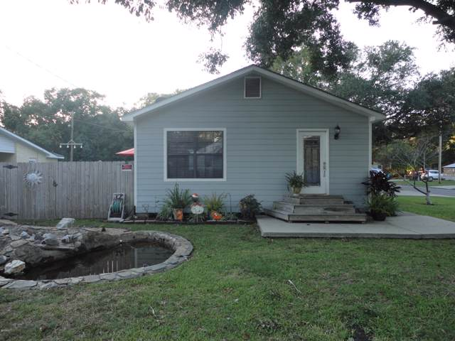 1705 14th St, Pascagoula, MS 39567 (MLS #355339) :: Coastal Realty Group
