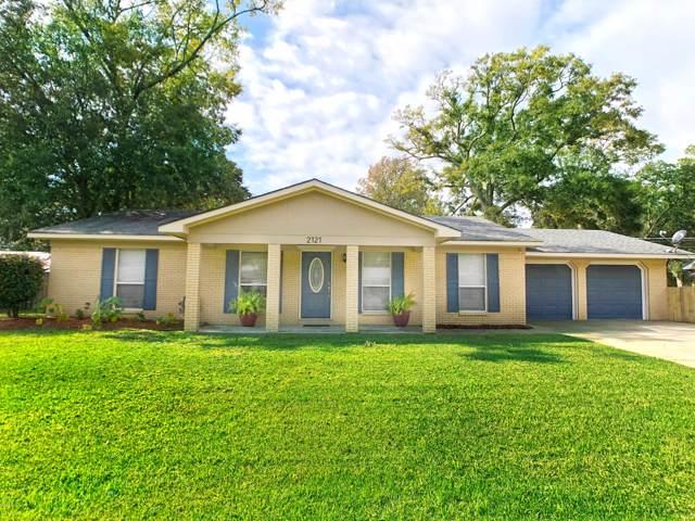 2121 Sandalwood Pl, Gautier, MS 39553 (MLS #355457) :: Coastal Realty Group