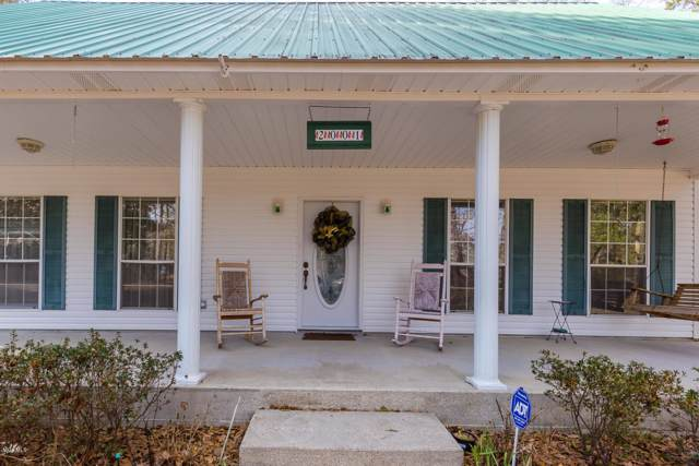 2001 Brookside St, Gautier, MS 39553 (MLS #355476) :: Coastal Realty Group