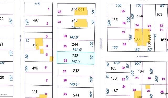 Lot 28 Sunflower St, Bay St. Louis, MS 39520 (MLS #355510) :: Coastal Realty Group