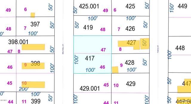Lots 46-47 Walthall St, Bay St. Louis, MS 39520 (MLS #355511) :: Coastal Realty Group