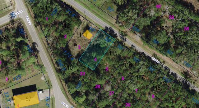 Lot 4 Godwin St, Bay St. Louis, MS 39520 (MLS #355515) :: Coastal Realty Group